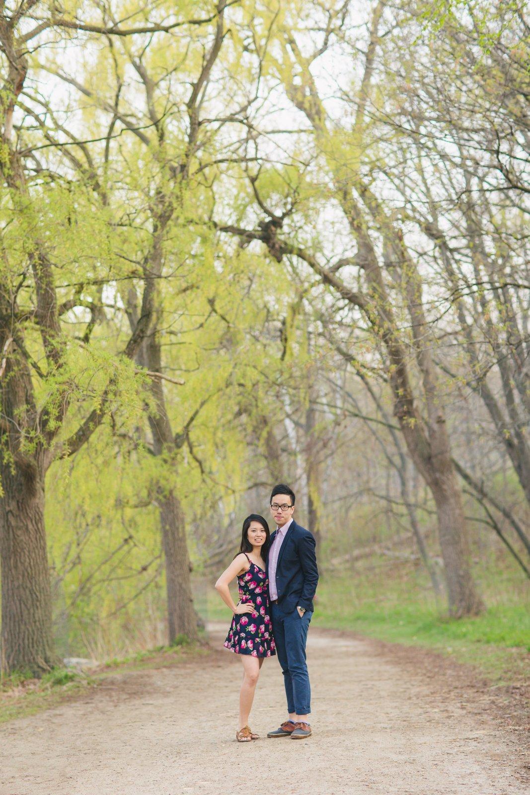 Jessica-Charles-Engagement-High-Park-Cherry-Blossom-003