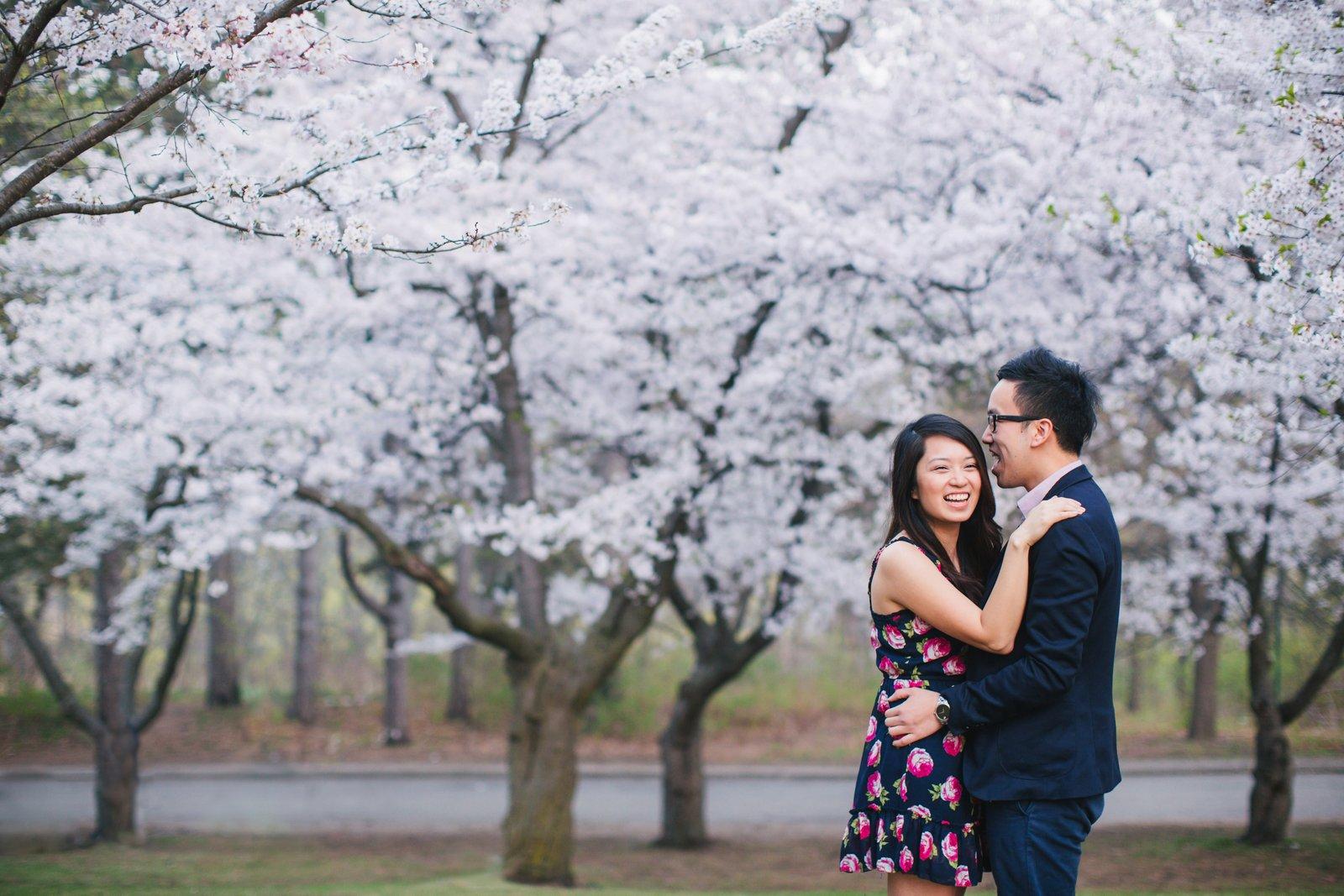 Jessica-Charles-Engagement-High-Park-Cherry-Blossom-010