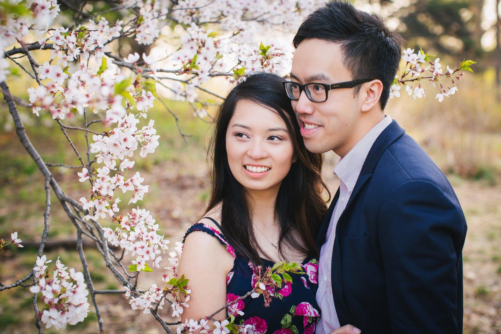 Jessica-Charles-Engagement-High-Park-Cherry-Blossom-014