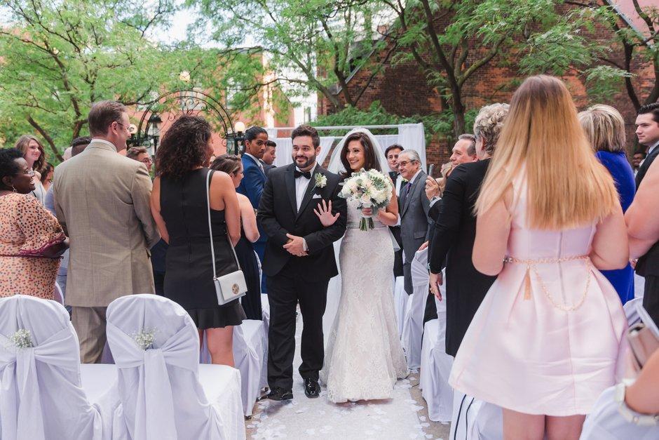 downtown toronto wedding chelsea hotel