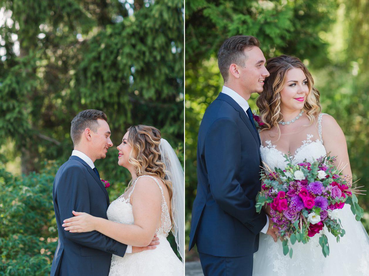 The Vue Wedding Humber Arboretum
