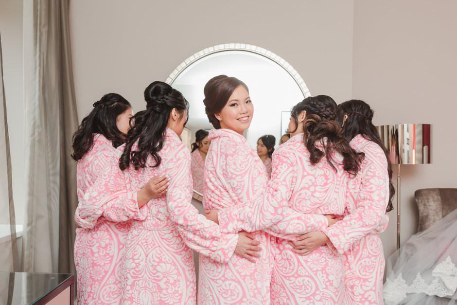 King Edward Hotel Wedding Photography