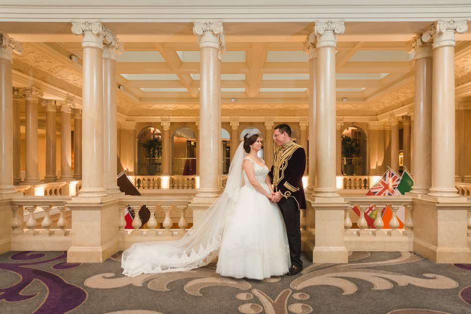 King Edward Hotel Wedding Photography