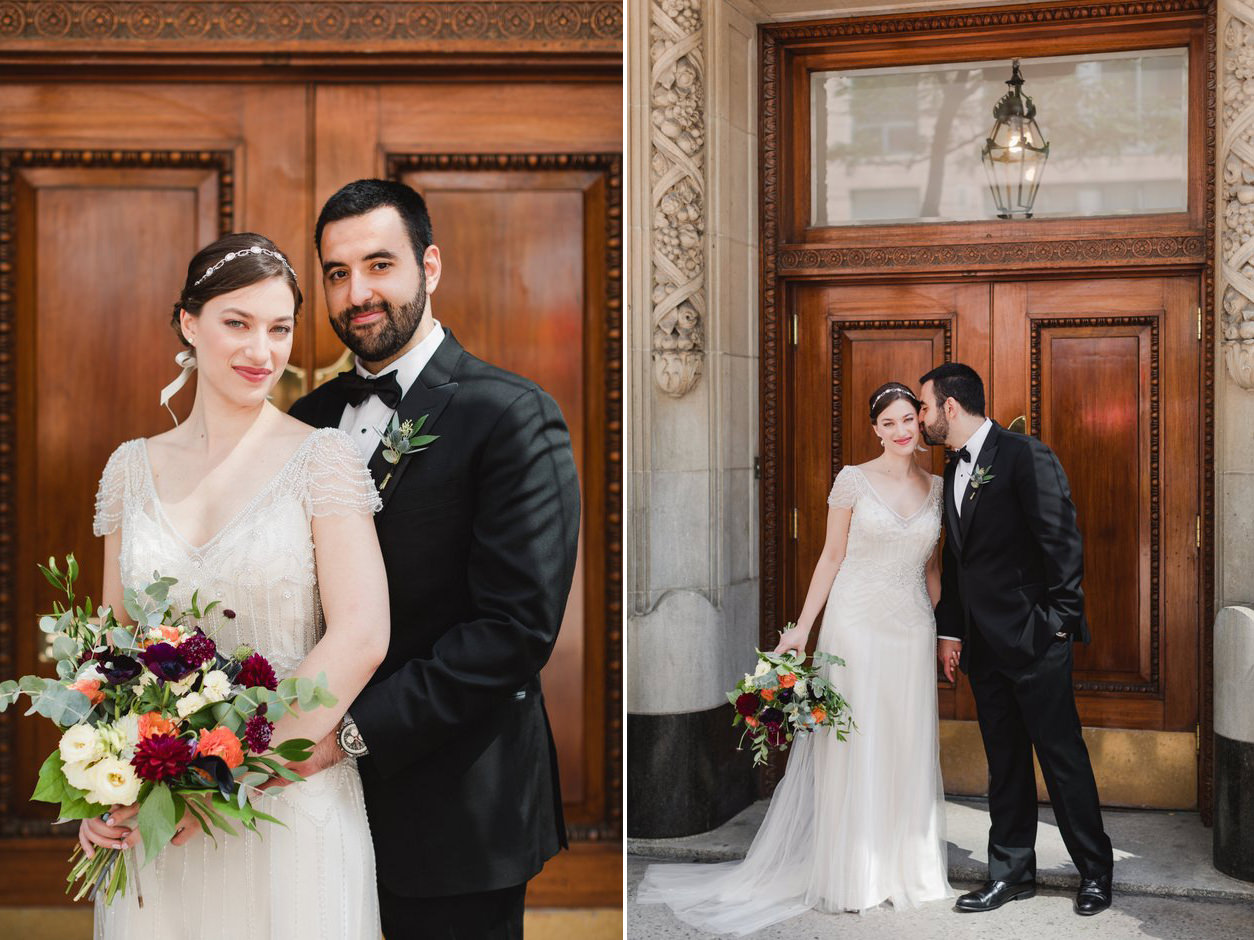 wedding pictures at albany club toronto 19