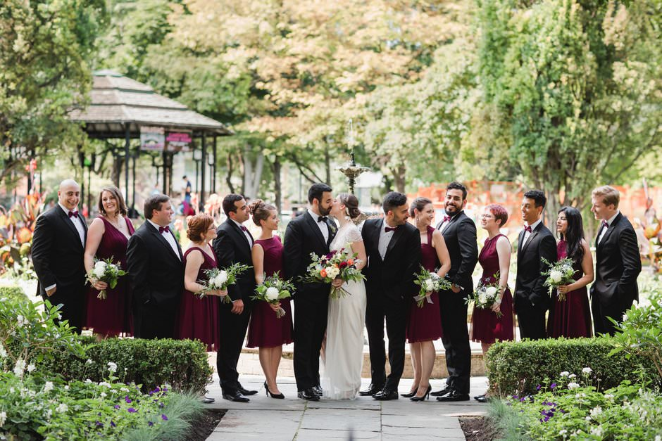 wedding pictures at albany club toronto 33