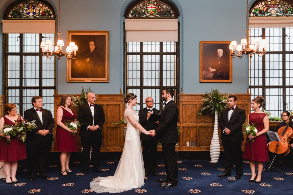 wedding pictures at albany club toronto 39